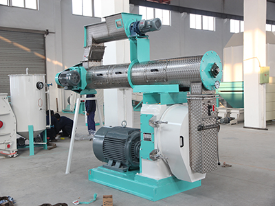 Animal feed pellet mill instruction
