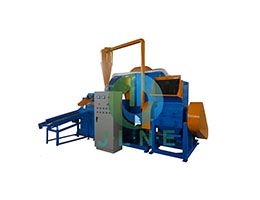 JLF-600 copper wire granulator