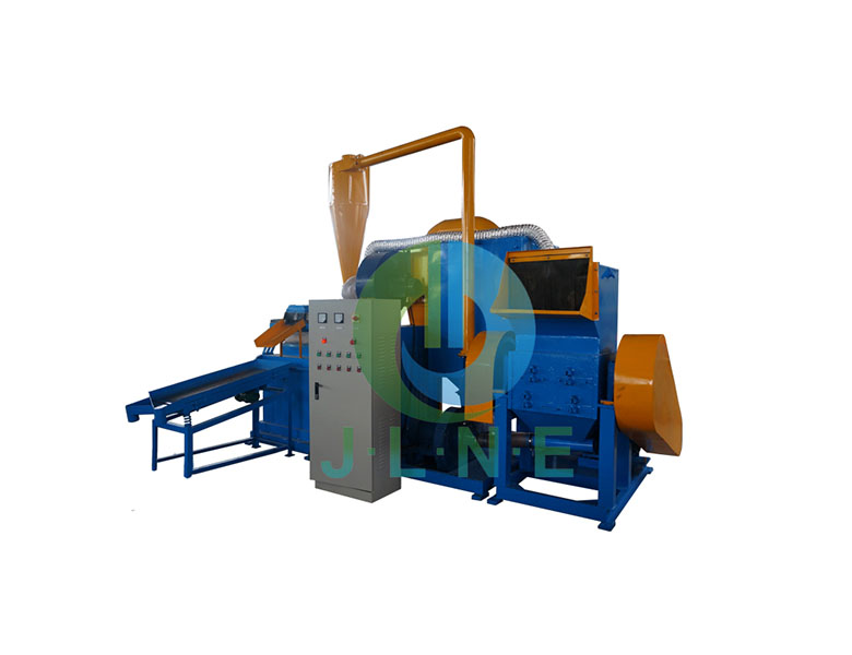 JLF-600 copper wire granulator-Jiangsu Jingliang New Energy Co., Ltd.