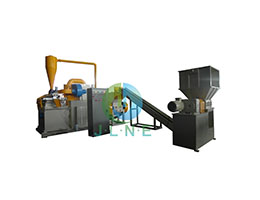 Waste copper wire recycling line-JLNE