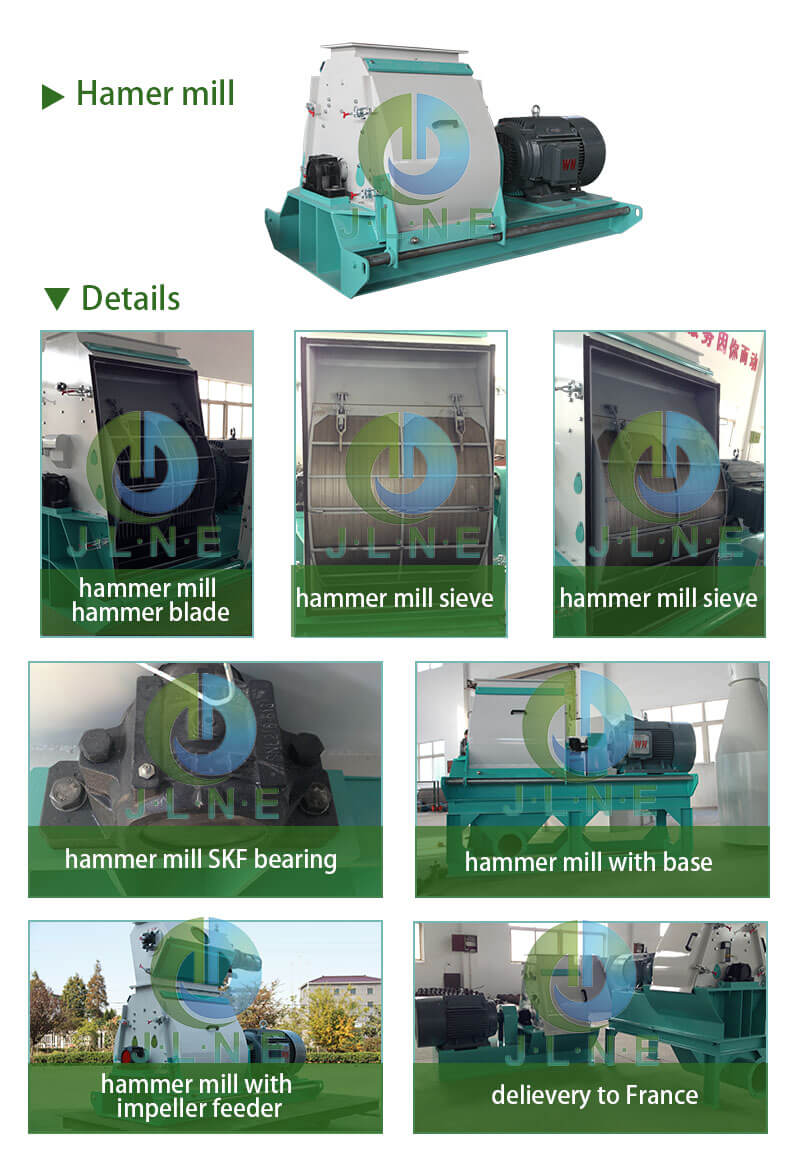 Hammer mill crusher, sawdust making machine