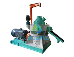 Vertical Biomass pellet mill